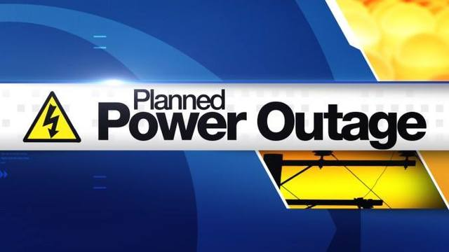 Planned Emergency Power Outage – City of Crescent, Oklahoma